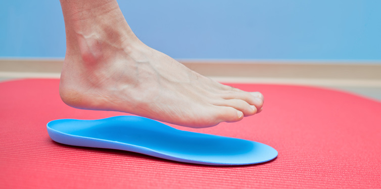 professional style orthotic insoles