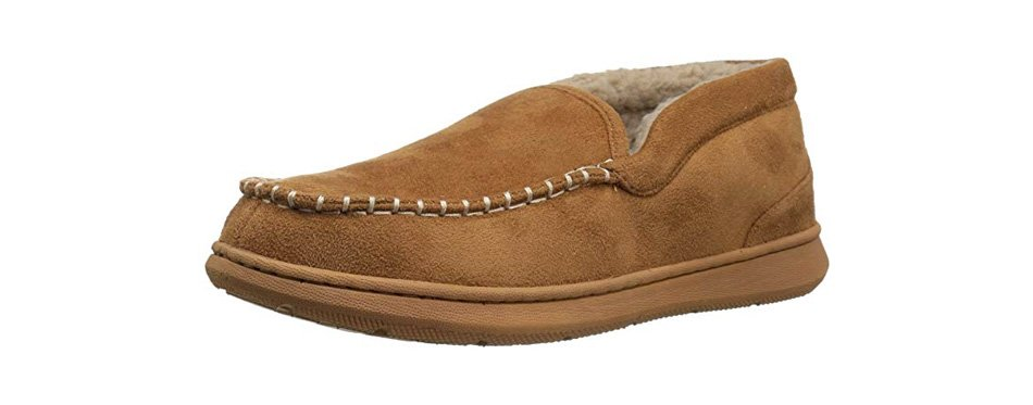 dockers men's craig premium moccasin slippers