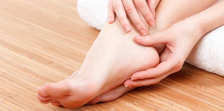 foot ache relief