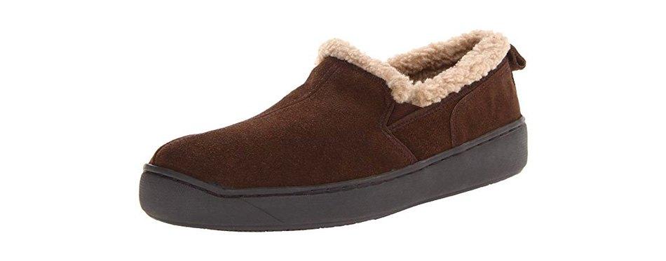 l.b. evans men's hideaways roderic slipper