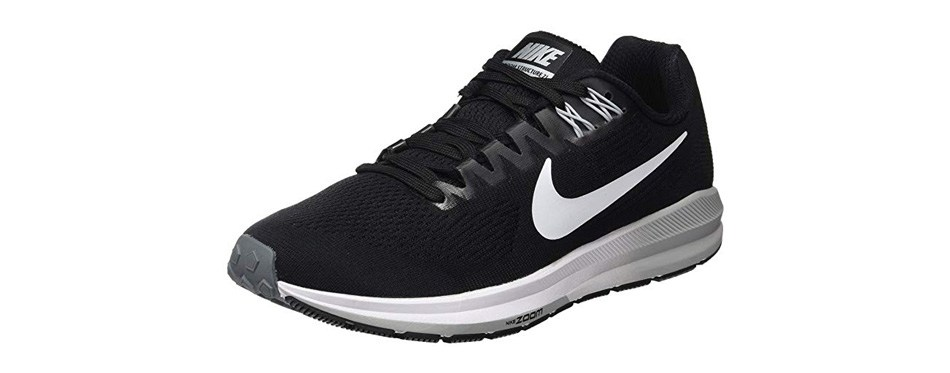 nike women's air zoom structure 21 running shoe