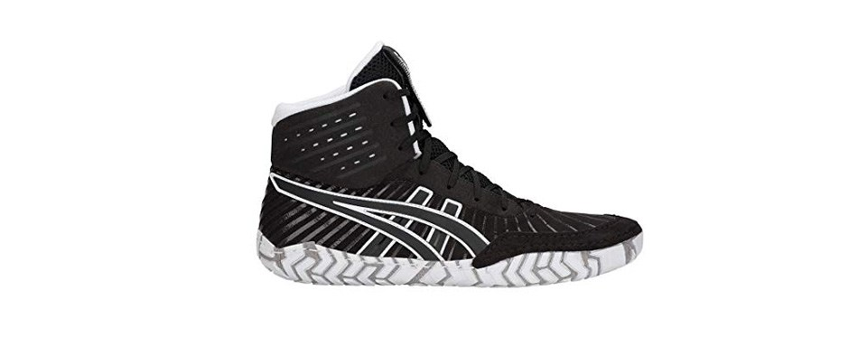 asics aggressor 4 men's wrestling shoes