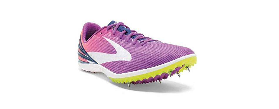 brooks mach 17 track & field women's shoes