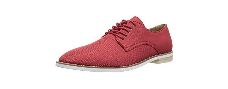 calvin klein men's atlee ballistic nylon oxford shoes