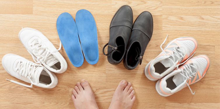choosing the best shoes for bunions