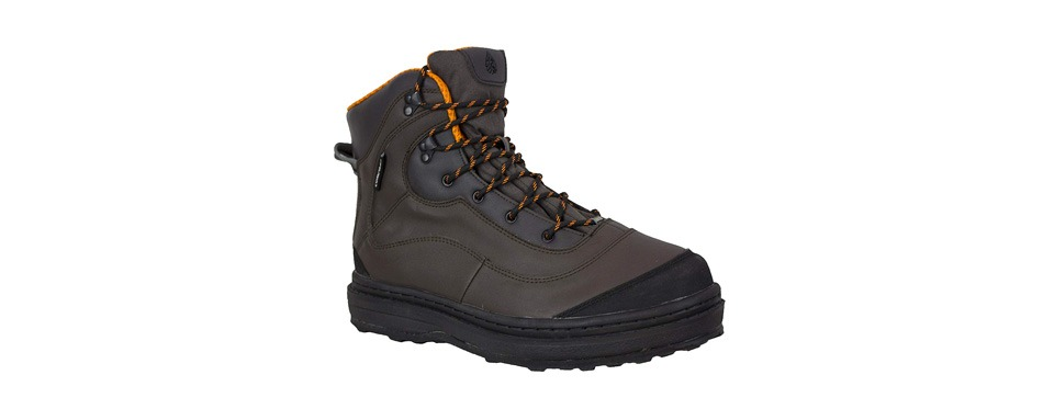 compass tailwater ii cleated wading shoe
