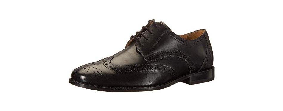 florsheim men's montinaro wingtip dress shoe lace-up oxford shoes