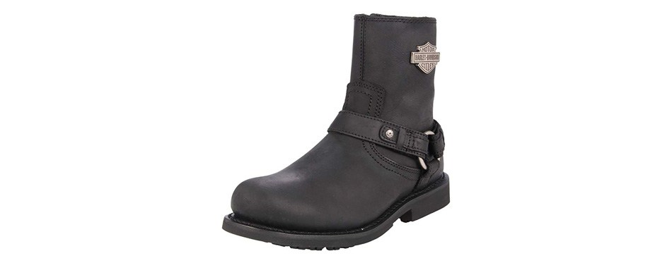 harley-davidson scout boot