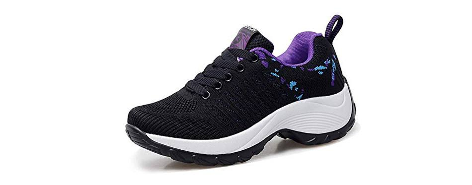hkr women's motion control air cushion sneakers