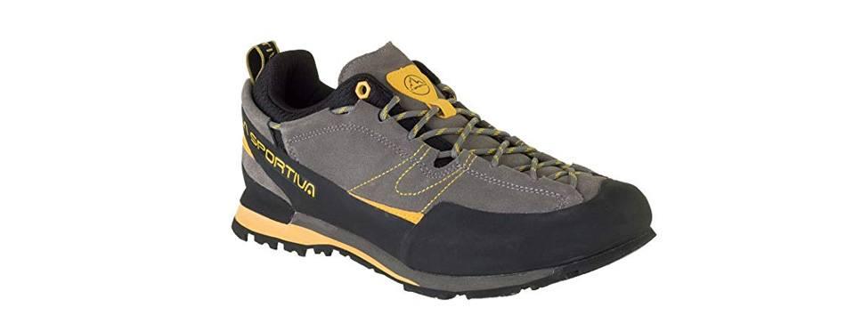 la sportiva men's boulder x approach shoes