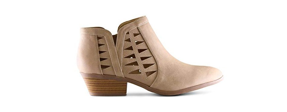 marco republic oslo block stacked ankle boots