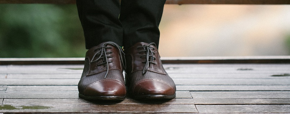 mens business casual shoes