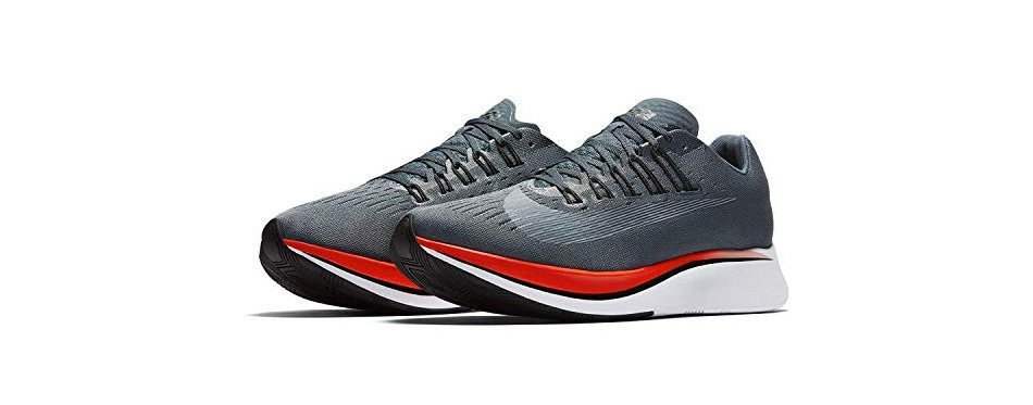 nike men's zoom fly athletic trainer running shoes