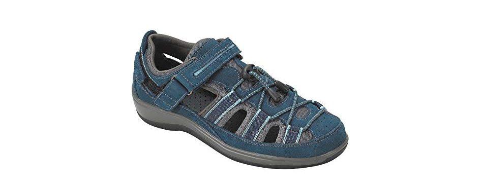 orthofeet naples women's sandal