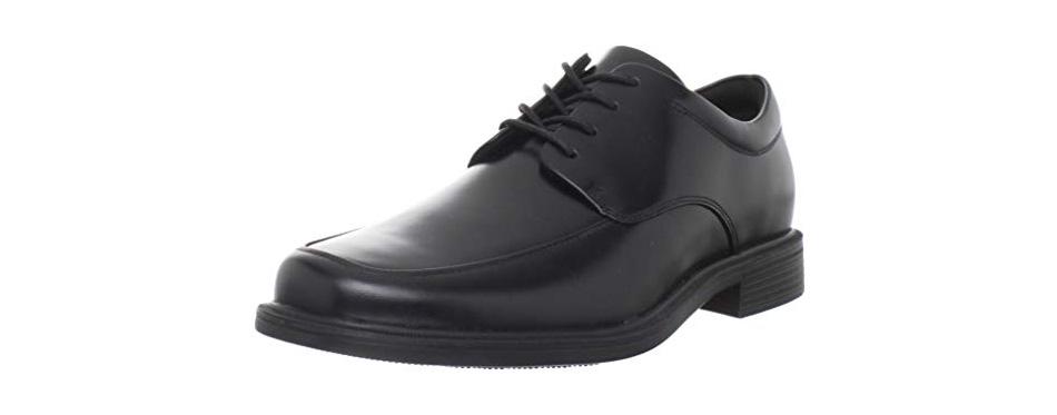 rockport men's evander moc-toe oxford shoes