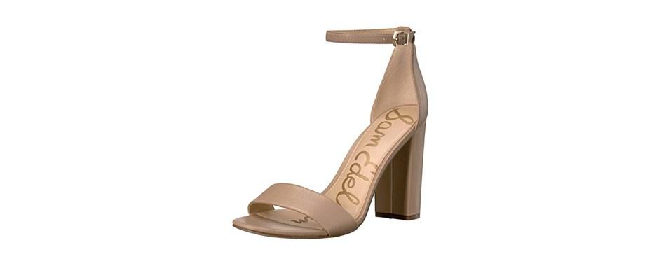 sam edelman yaro heeled sandal