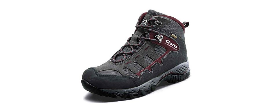 clorts waterproof lightweight backpacking boot