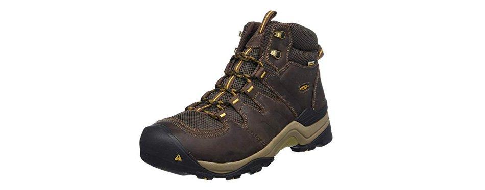 keen men's gypsum ii mid waterproof backpacking boot