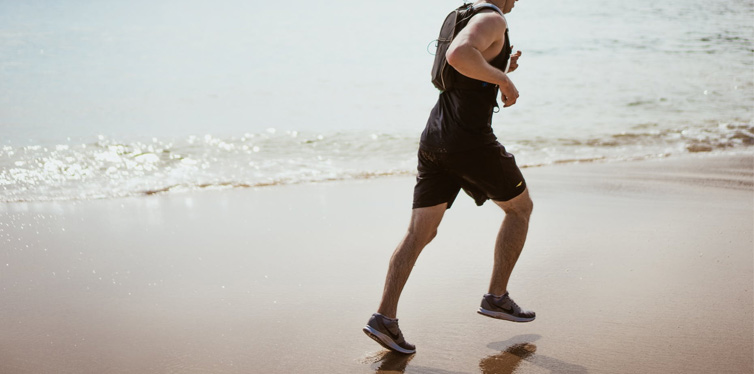best shoes for running on the beach