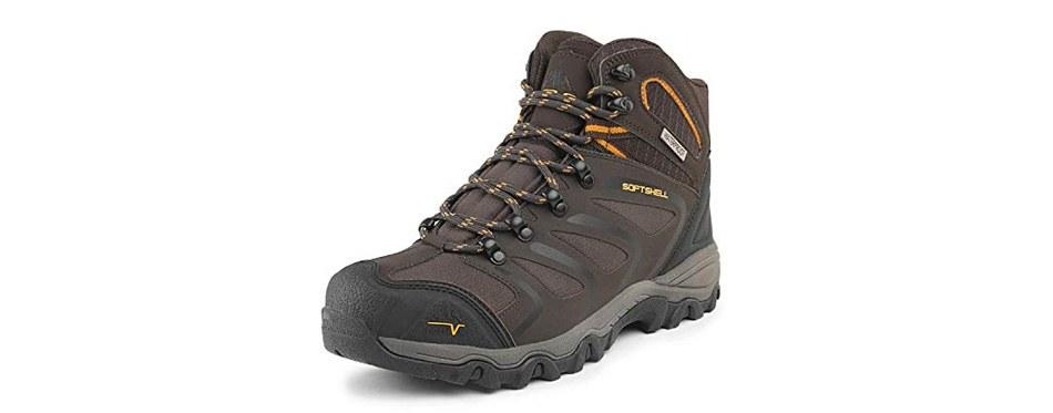 nortiv 8 men's waterproof backpacking boot