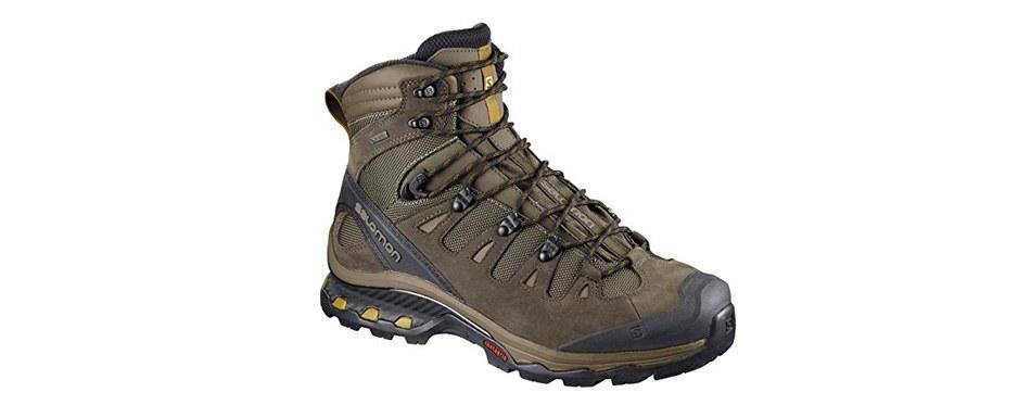 salomon men's quest 4d 3 gtx backpacking boot