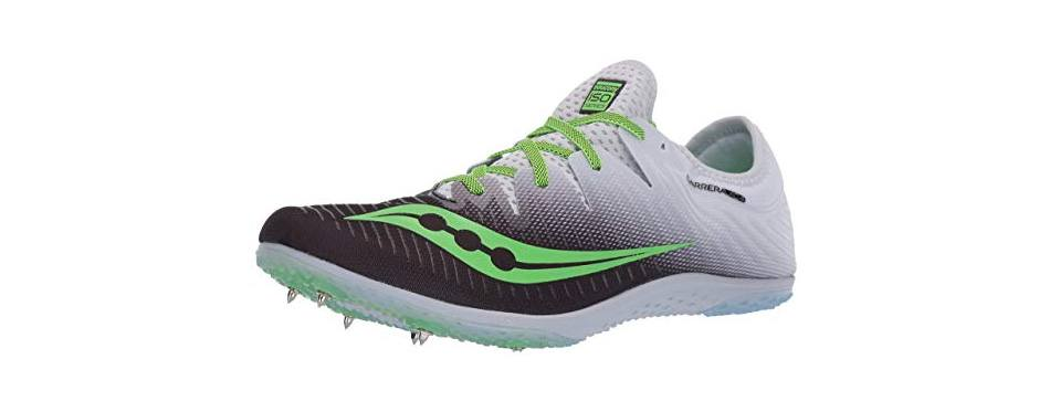 saucony men's carrera xc4 track and field shoe