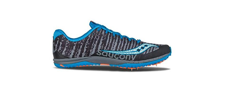saucony men's kilkenny xc5 cross-country shoe