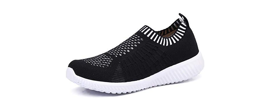 tiosebon women's athletic casual comfort shoes