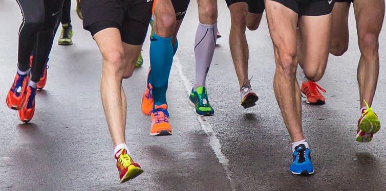 ultramarathon participants