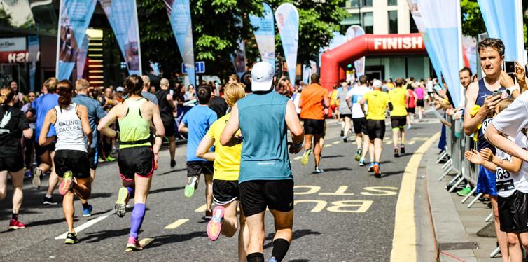 ultramarathon runners