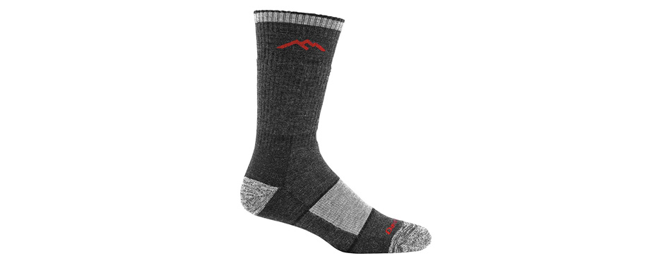 darn tough men's merino wool hiker boot sock