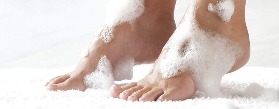 foot mask peel