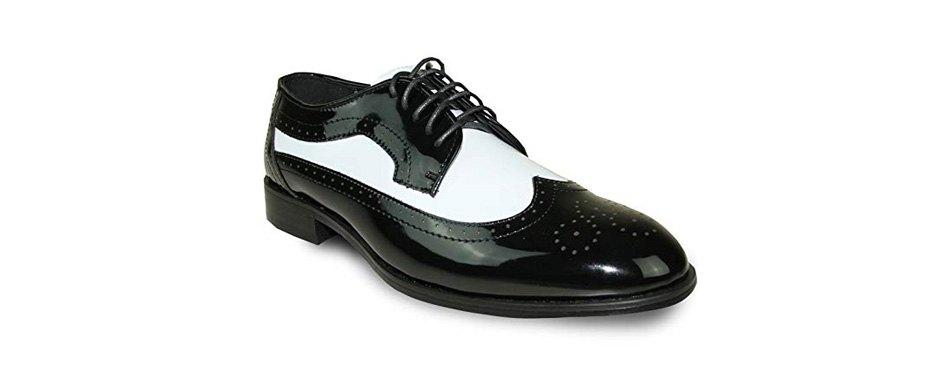 jean yves dress shoe wingtips