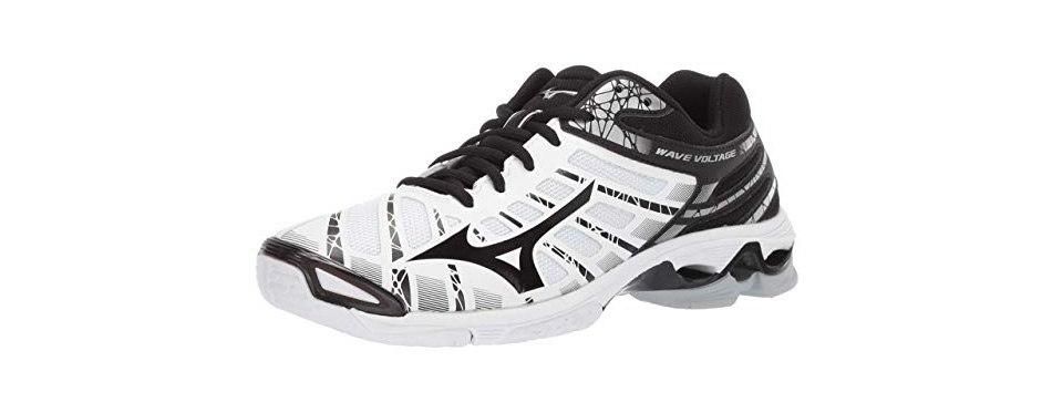 mizuno men's wave voltage indoor court shoe