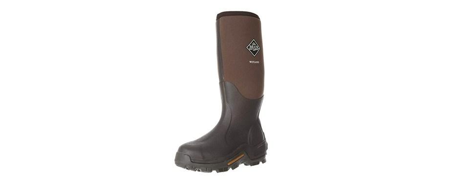 muck wetland rubber premium men's field boot