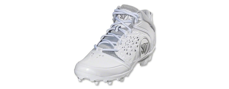 warrior adonis men's lacrosse cleats