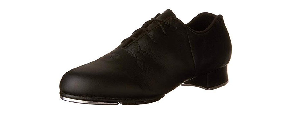 bloch dance women's tap-flex leather tap shoe