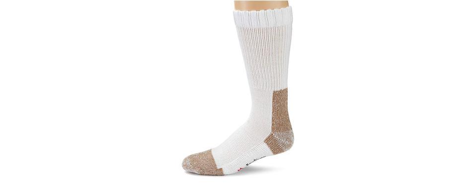 fox river steel toe mid calf boot work socks