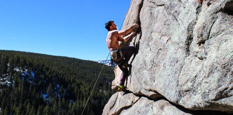 gear for climbing