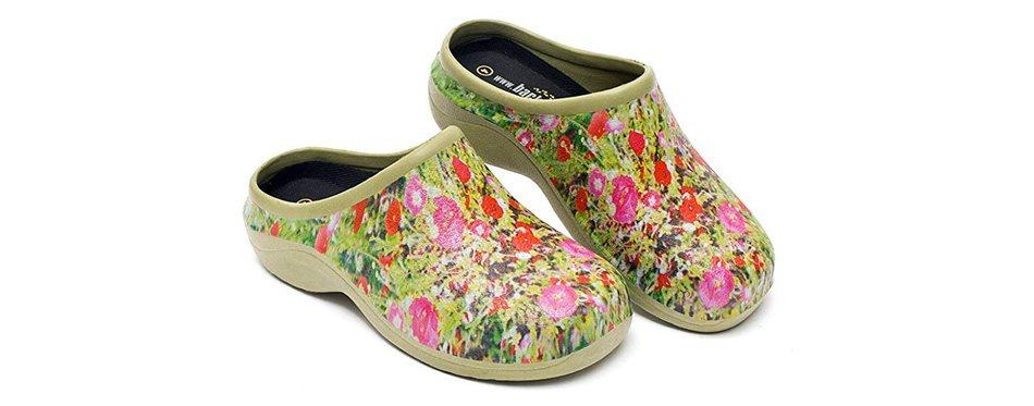 backdoorshoes waterproof premium garden shoes