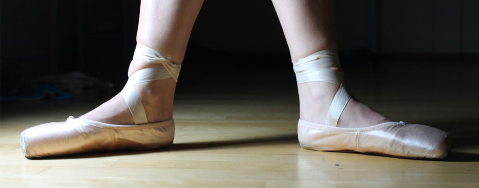 pointe shoes