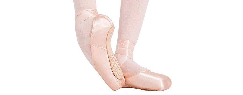 capezio ava pointe shoe