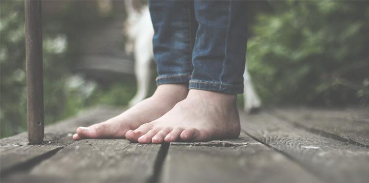 foot width