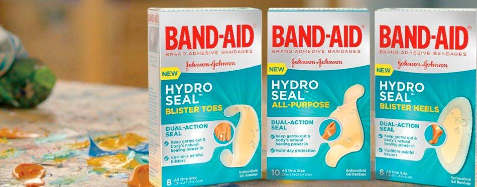 Blister Bandaids