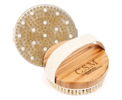 C.S.M. Body Brush for Wet or Dry Brushing