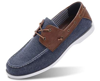 GM GOLAIMAN Classic Boat Shoes
