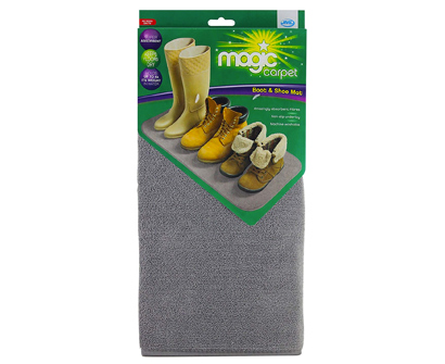 Magic Carpet Boot Mat