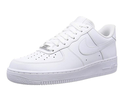 Nike Men's Air Force 1 Low White Sneakers