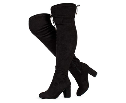 RF ROOM OF FASHION Women's Stretch Boots