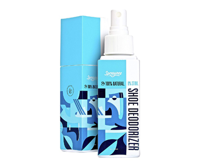 Sprayzee Natural Shoe Deodorizer